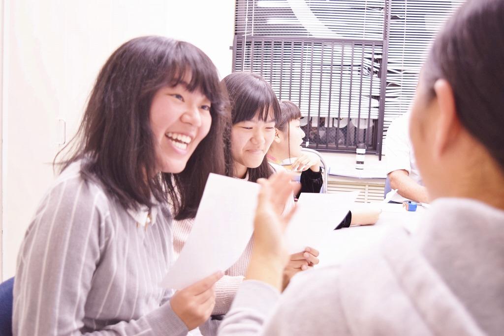 2.質問とその答え方を反復練習しながら実際に英会話するレッスン